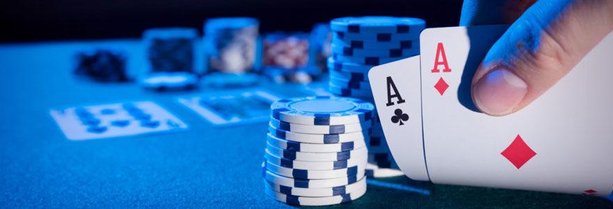 Les variantes du poker